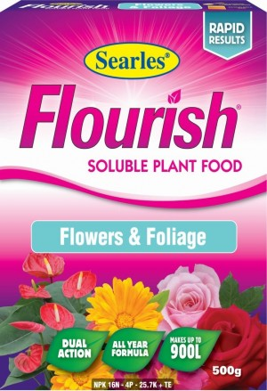 Flourish, Flower & Foliage Plant Food