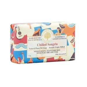 Wrapped Soap Chilled Sangria