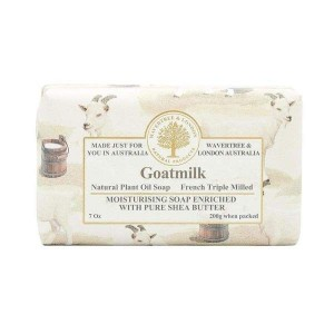 Wrapped Soap Goats Milk